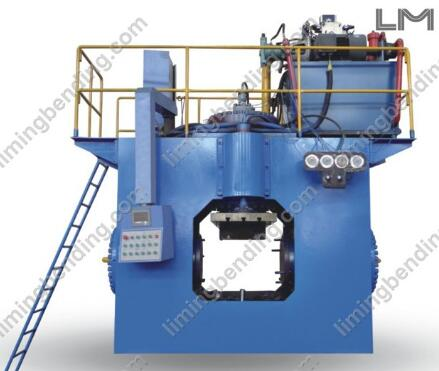 Buy high quality tee forming machine from Liming