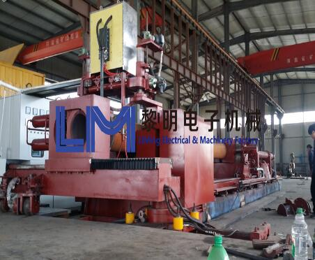 Key specifications of high quality induction pipe bending machine