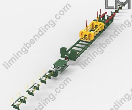 An introduction of hot pipe expanding machine