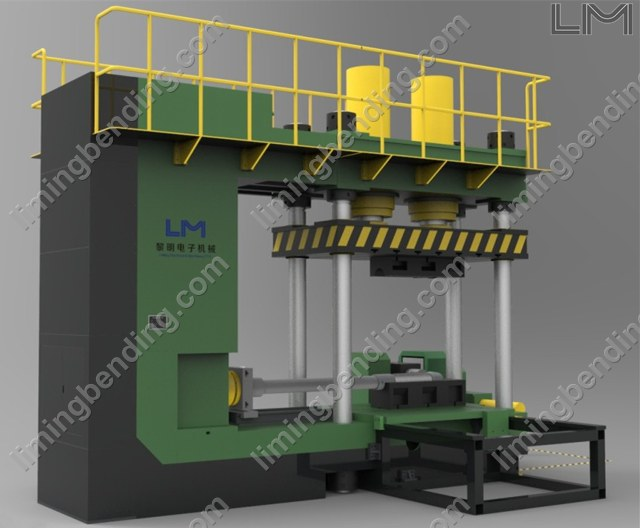China Stainless Steel Elbow Machine, Cold Forming Elbow Machine