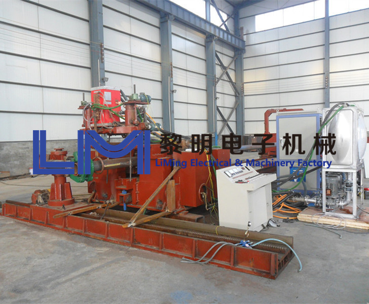 Induction Bending Machine, electrical beveling machine, Pipe Fitting